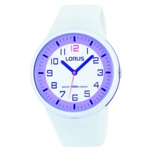 Lorus Kids Strap Watch RRX61DX9