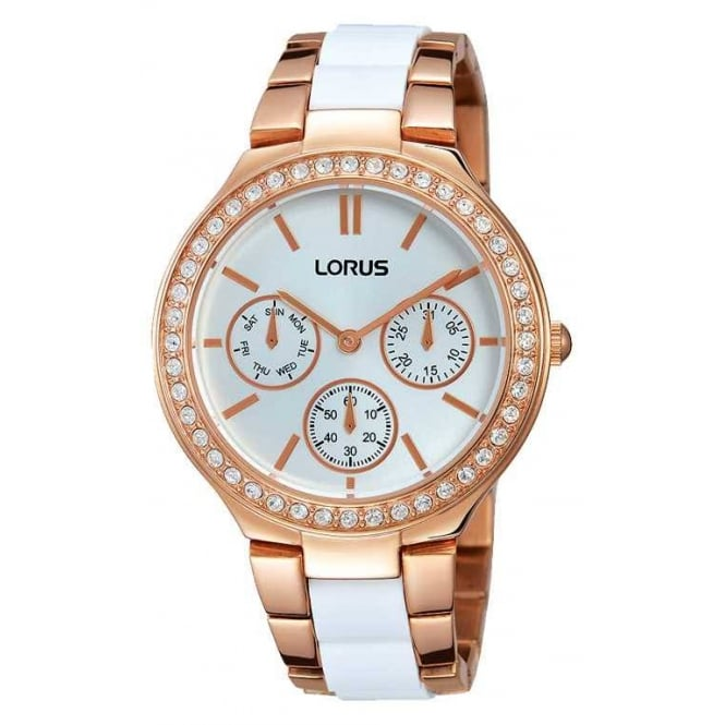 Lorus Ladies' Bracelet Watch RP630CX9