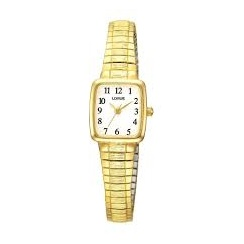 Lorus Ladies' Expanding Bracelet Watch RPH56AX9
