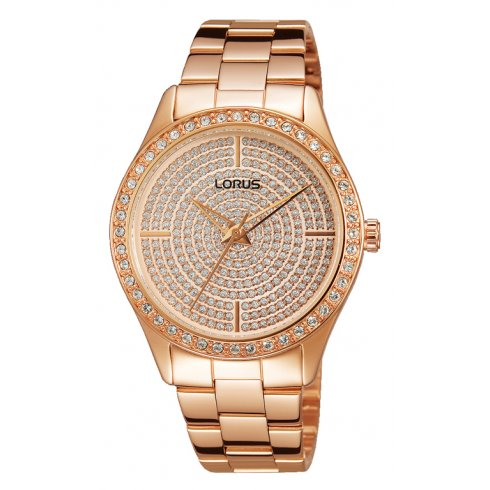Lorus Ladies' Just Sparkle Watch RRS52VX9