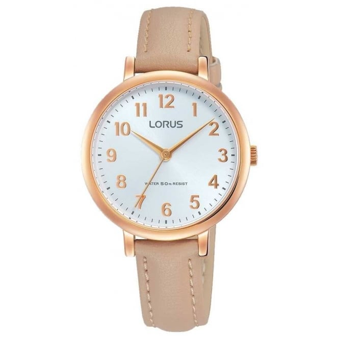 Lorus Ladies' Strap Watch RG234MX8