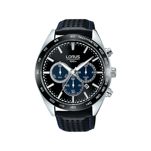 Lorus Men's Chronograph Strap Watch RT309GX9