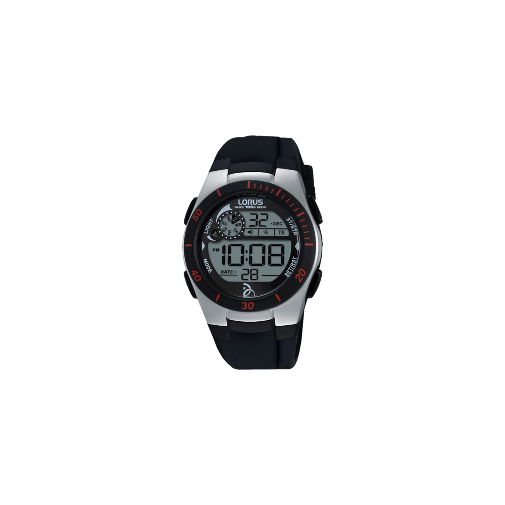 lorus s digital r2375kx9 watches from lowry