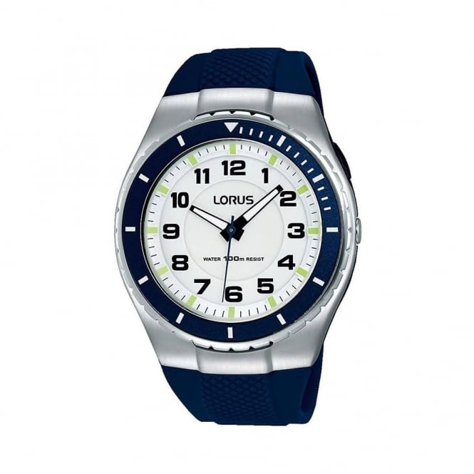 Lorus Mens' Strap Watch R2329LX9