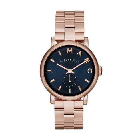 Marc Jacobs Ladies' Baker Watch MBM3330