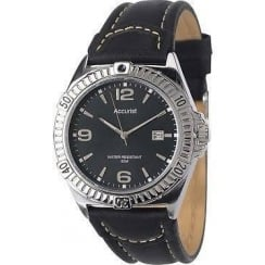 Men's Accurist Strap Watch MS873B