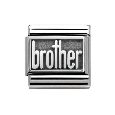 Nomination Classic Brother Charm 330102/32
