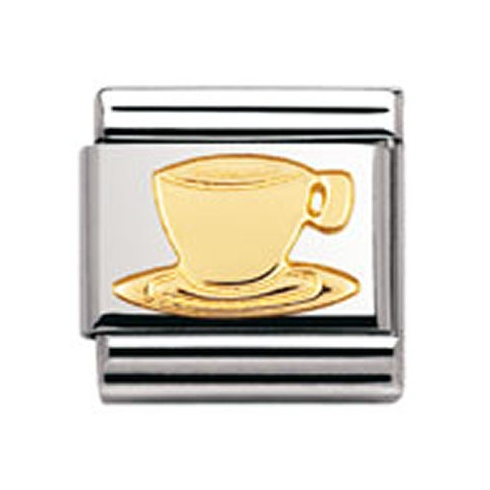 Nomination Classic Coffee Cup Charm 030109/05