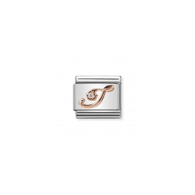 Nomination Classic Rose Gold I Charm 430310/09