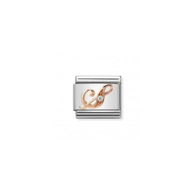 Nomination Classic Rose Gold S Charm 430310/19