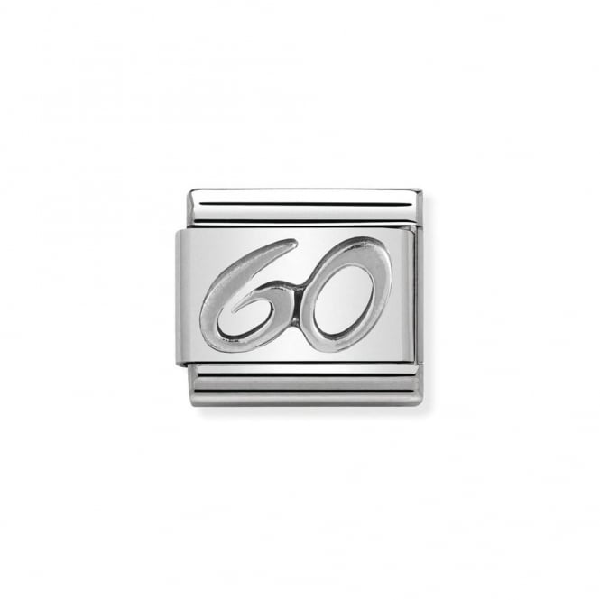 Nomination Classic Silver 60 Charm 330101/25