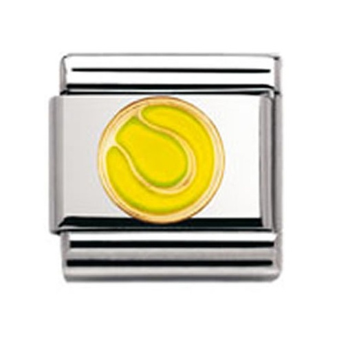 Nomination Classic Tennis Ball Charm 030203/43