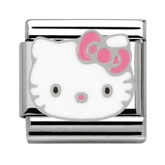 Nomination Hello Kitty Pink Bow Charm 230290/07