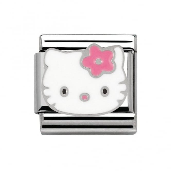 Nomination Hello Kitty Pink Flower Charm 230290/08