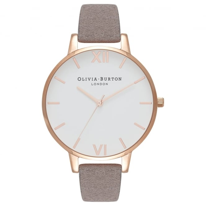Olivia Burton Ladies' Eco Friendly Lilac & Rose Watch OB16VE09