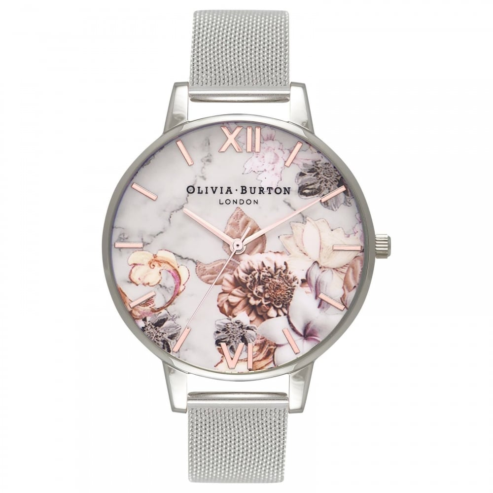 watch cluse mesh ladies minuit watches p