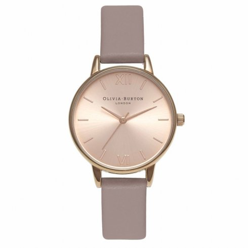 Olivia Burton Ladies' Midi Dial Strap Watch OB15MD40