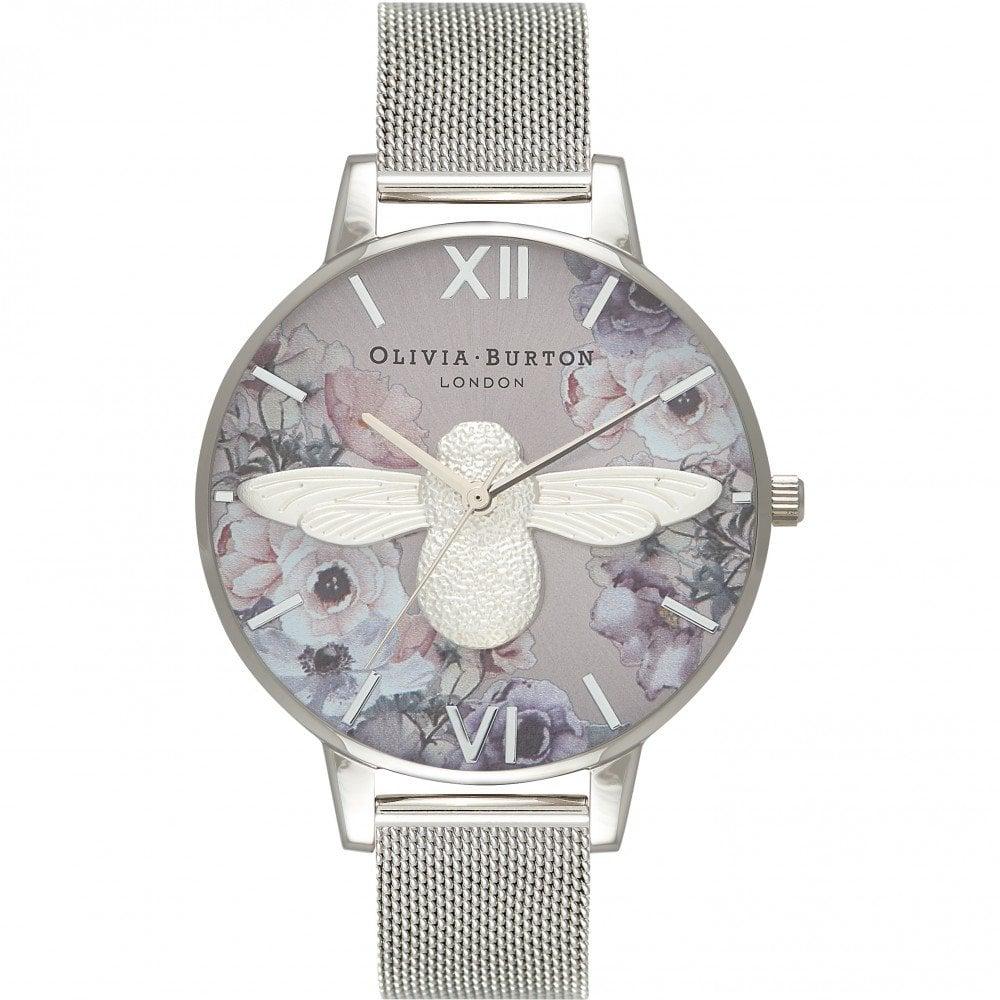 e71889e1118f Olivia Burton Ladies  039  Watercolour Florals Bracelet Watch OB16PP42