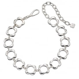 Orla Kiely Jewellery Open Flower Choker Necklace N4158