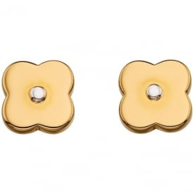 Orla Kiely Jewellery Shadow Flower Earrings E5476