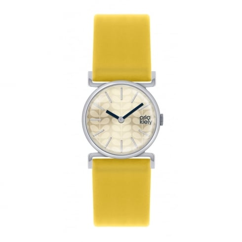 Orla Kiely Ladies' Cecelia Strap Watch OK2021
