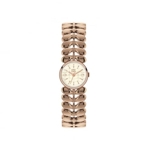 Orla Kiely Ladies' Laurel Rose Bracelet Watch OK4020