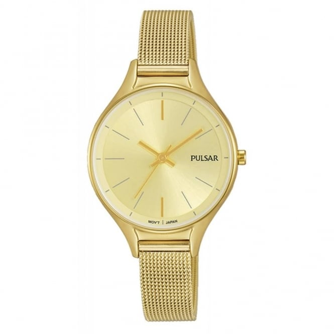 Pulsar Ladies' Attitude Bracelet Watch PH8278X1