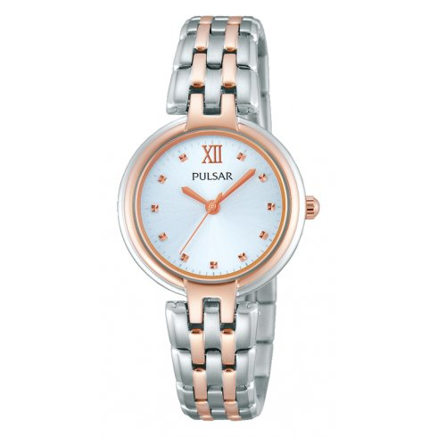Pulsar Ladies' Bracelet Watch PH8116X1