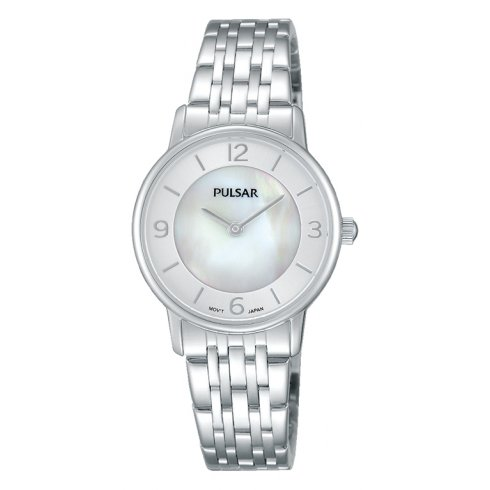 Pulsar Ladies' Bracelet Watch PRW025X1