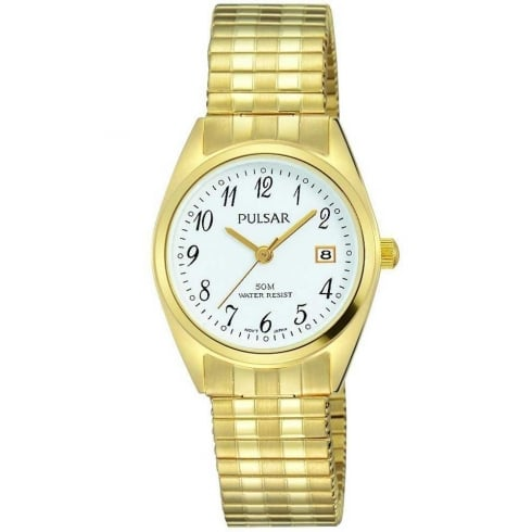 Pulsar Ladies' Expandable Watch PH7444X1