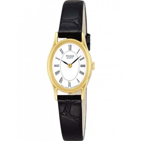 Pulsar Ladies' Strap Watch PPGD64X1