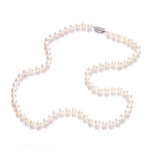 Purity 925 Pearl Necklet PUR6150