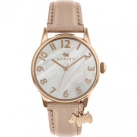 Radley Ladies' Dog Charm Strap Watch RY2660