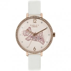 Radley Ladies' Folk Dog Watch RY2584