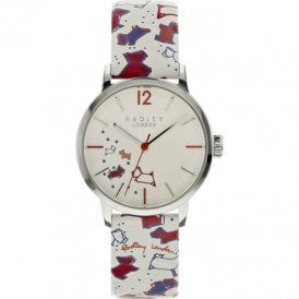 Radley Ladies' Leather Strap Watch RY2621