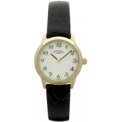 Rotary Ladies' Leather Strap Watch LSI00760