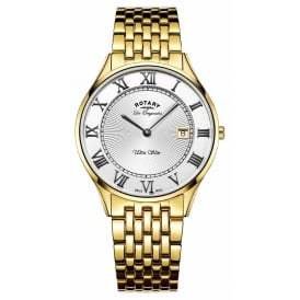 Rotary Men's Ultra Slim Bracelet Watch GB90803/01