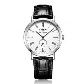 Rotary Men's Windsor Strap Watch GS90190/01