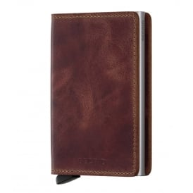 Secrid Slimwallet Vintage SV-Brown