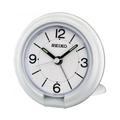 Seiko Clock Travel Alarm Clock QHT012W