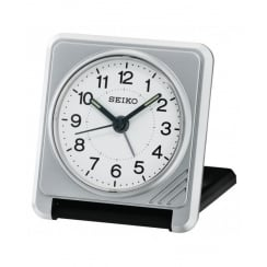 Seiko Clock Travel Alarm Clock QHT015S