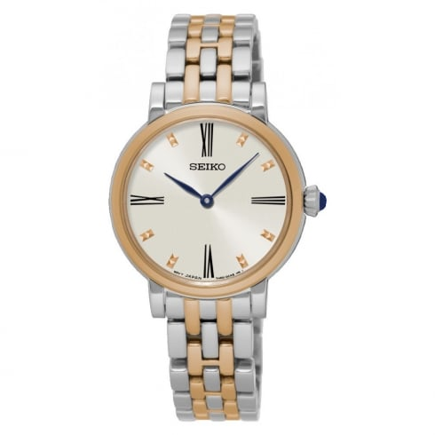 Seiko Ladies' Bracelet Watch SFQ816P1