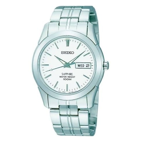 Seiko Men's Metal Bracelet Watch sgg713p1