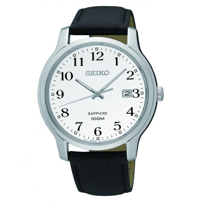 Seiko Men's Strap Watch SGEH69P1