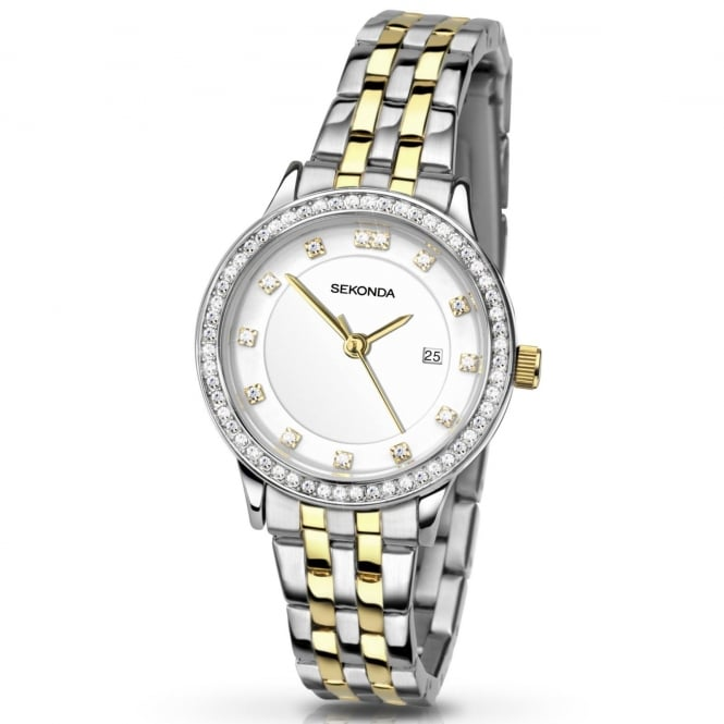Sekonda Ladies' Harmony Bracelet Watch 2388