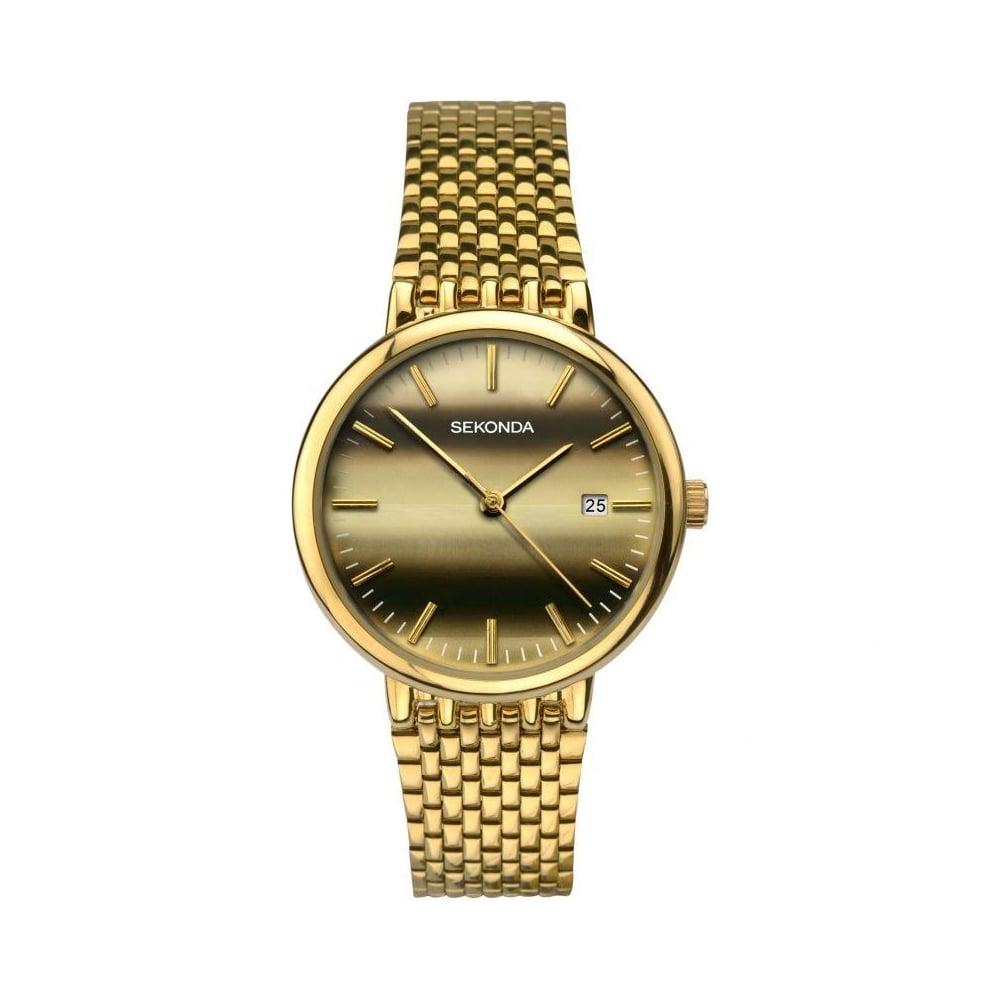Sekonda men 39 s bracelet watch 1382 watches from lowry jewellers uk for Sekonda watches