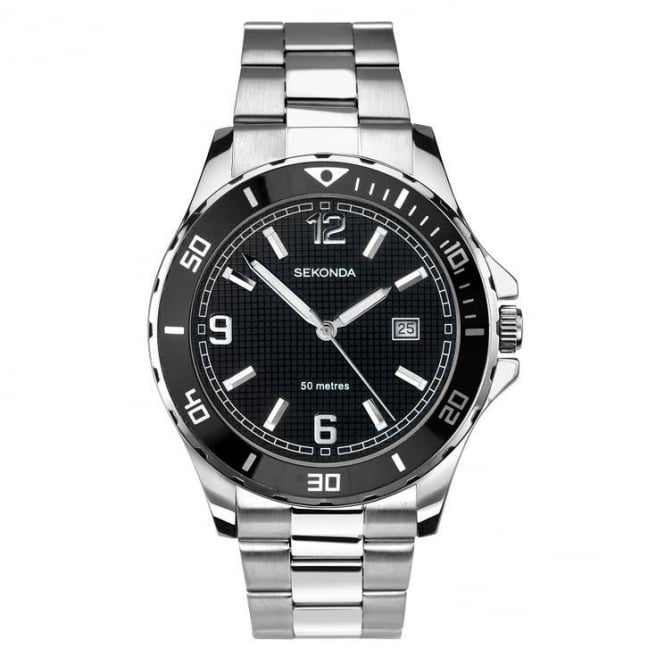 Sekonda Mens' Bracelet Watch 1513