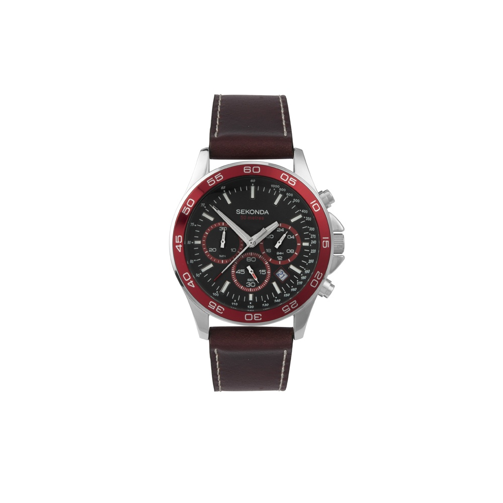 collectioncropped swiss classic custom personalised on name maroon watches your made front page dial watch of