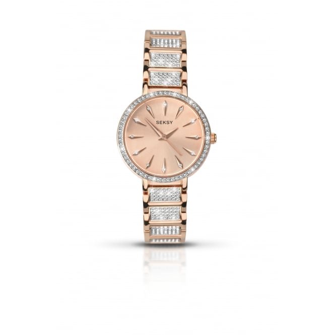 Seksy Ladies' Swarovski Watch 2372
