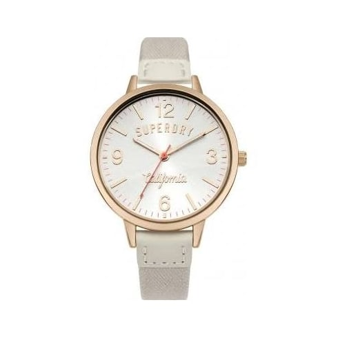 Superdry Ladies' Ascot Sunrise Watch SYL170CRG